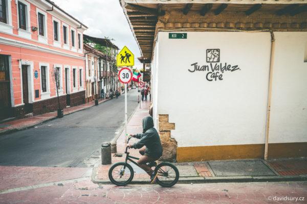 Colombia Bogota David Surý