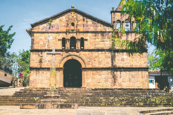 Colombia Barichara David Surý