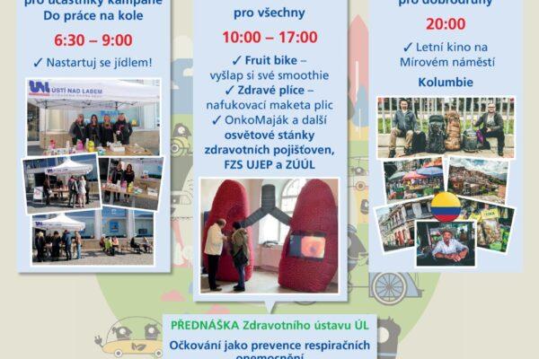 Den pro zdraví Ústí nad Labem