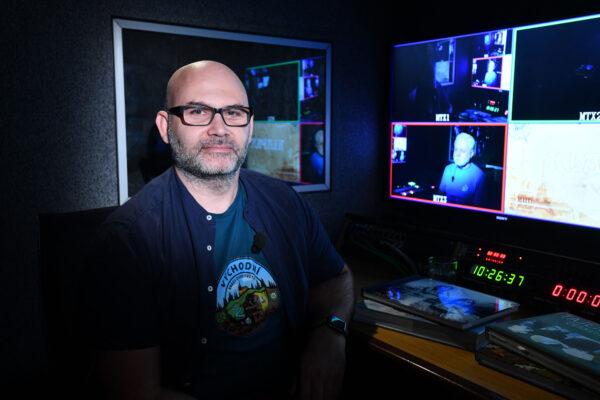 Klapka s Davidem Surým TV Noe David Surý a cestování Madagaskar, Omán, Írán, Kolumbie, Ztracené město Mart Eslem