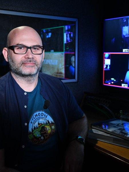 David Surý na TV Noe