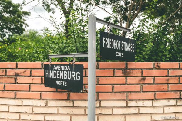 Paraguay Filadelfia Chaco David Surý