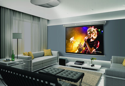 home lcd video projector