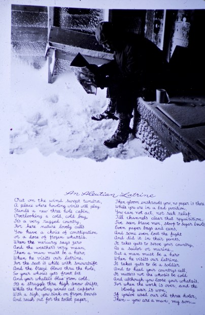 Attu, Alaska - Our Christmas Card