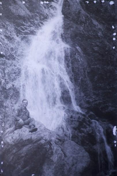 Attu, Alaska - Falls at Holtz Bay