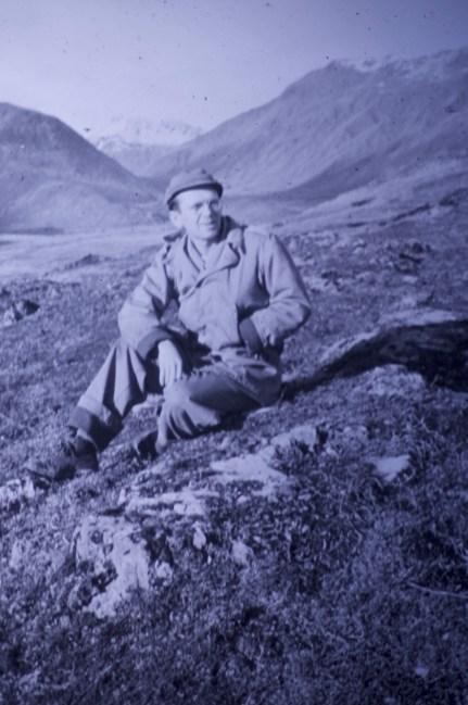 """Attu, Alaska - """"Little Man"""" Byrom"""