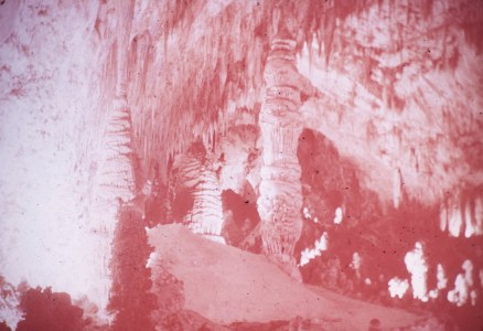 Carlsbad Caverns - Hall of Giants