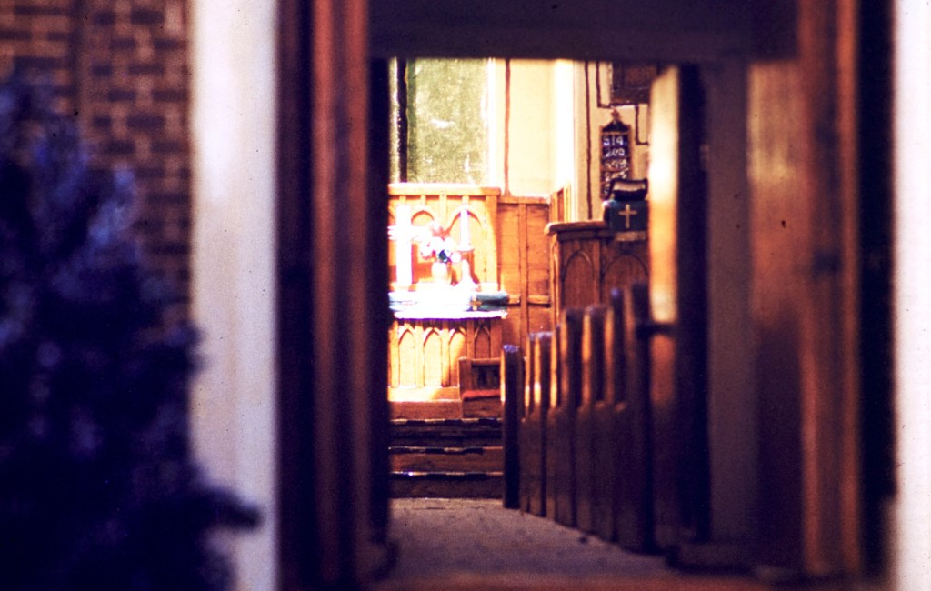 Art – Model Church Entrance