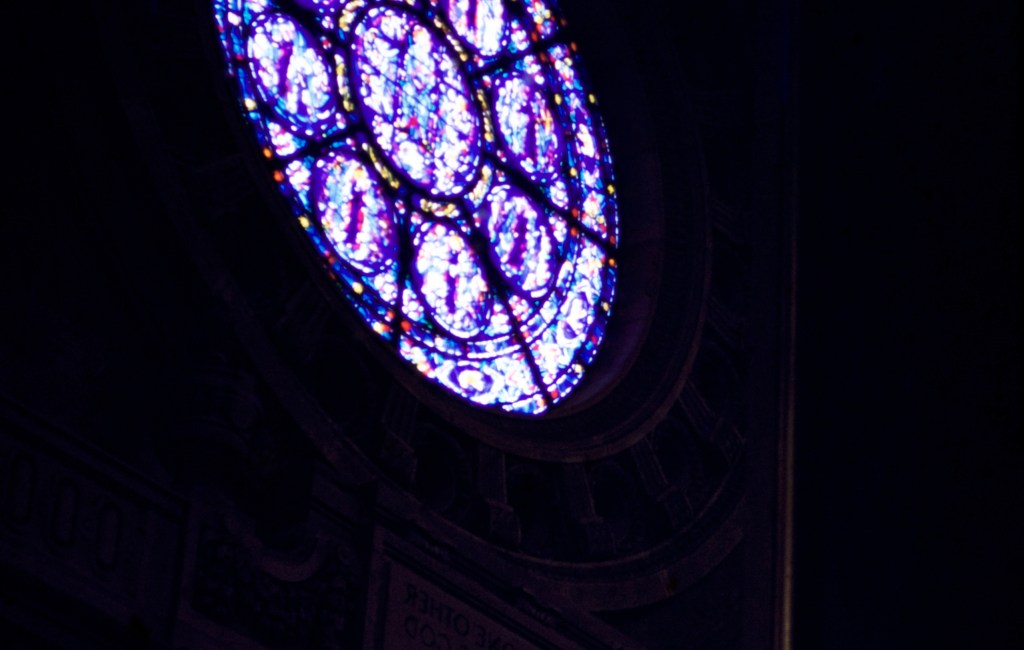 Cathedral of St. Paul – Rose Window