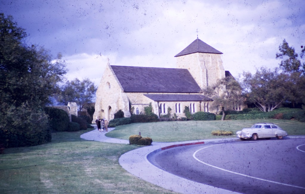 Forest Lawn – Church of Recessional