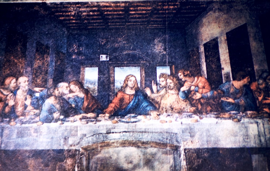 Forest Lawn – Lord's Supper Painting