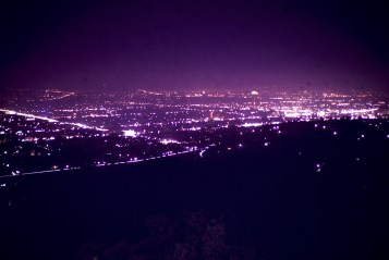 Hollywood - Hollywood from the Griffith Observatory