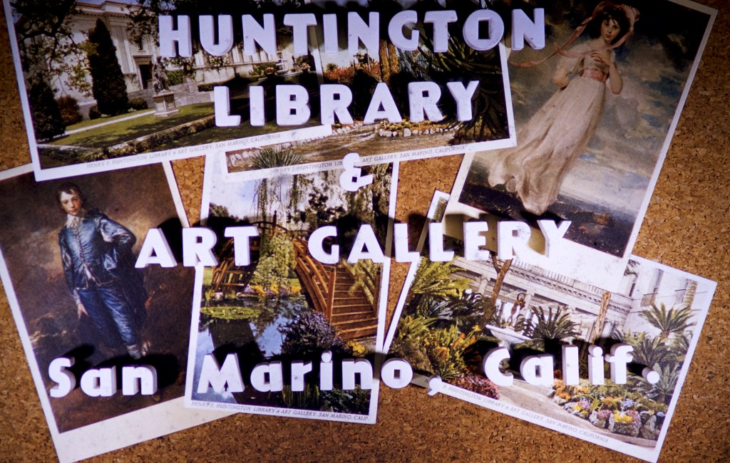 Huntington Library and Art Gallery – Huntington Library – Art Gallery – San Marino, California