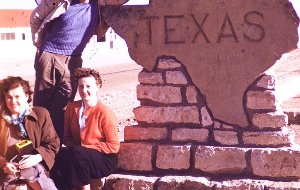 Mexico – Texas Border