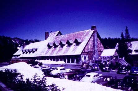Mount Rainier - Paradise Inn