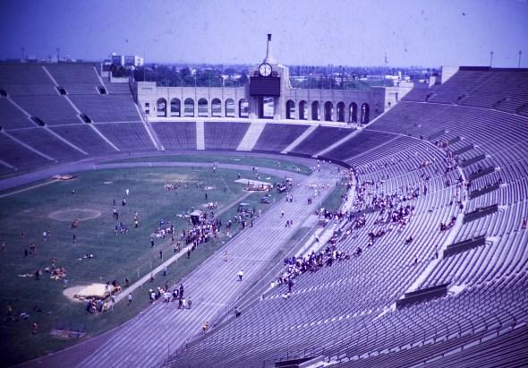 Salt Lake City - Exposition Olympic Coliseum