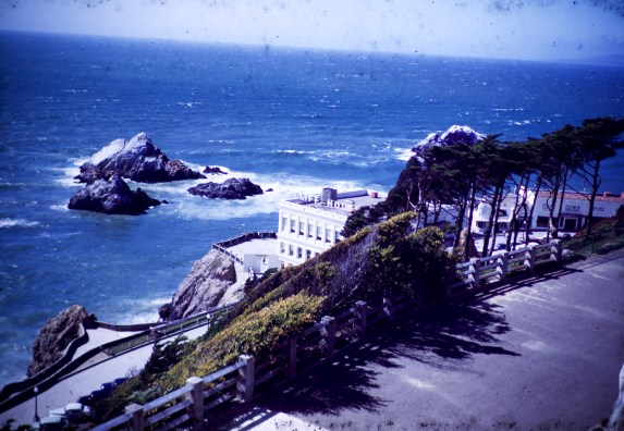San Francisco - Cliff House