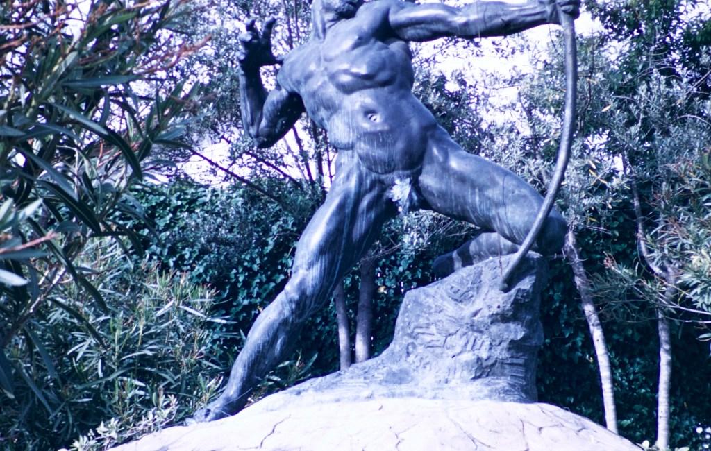 Santa Barbara – The Archer – El Presidio