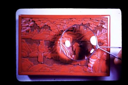 Still Life - Cinnabar Box