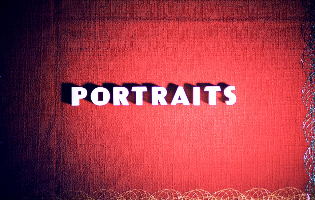 Title Cards – Portraits