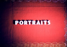 Title Cards - Portraits