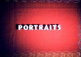 Title Cards - Portraits