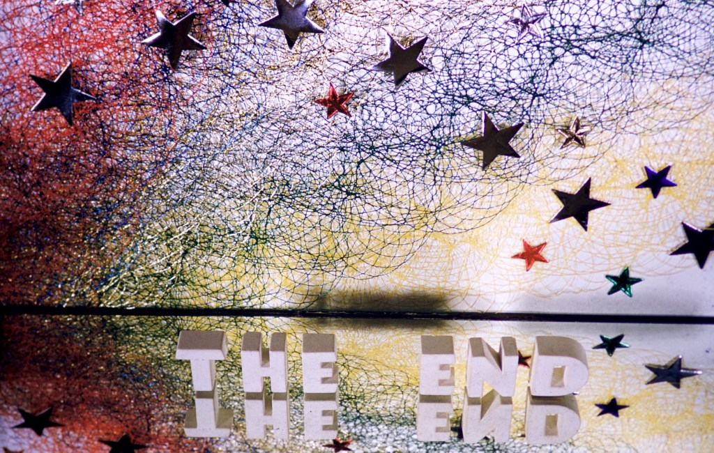Title Cards – The End
