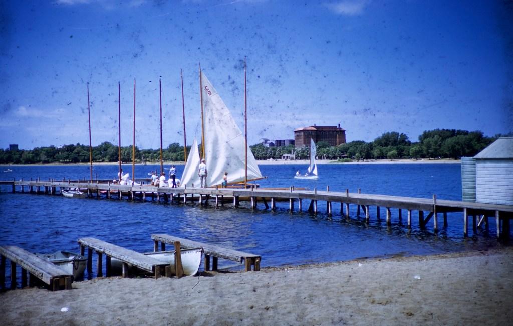 Lake Calhoun – Sails