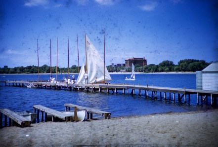 Lake Calhoun - Sails