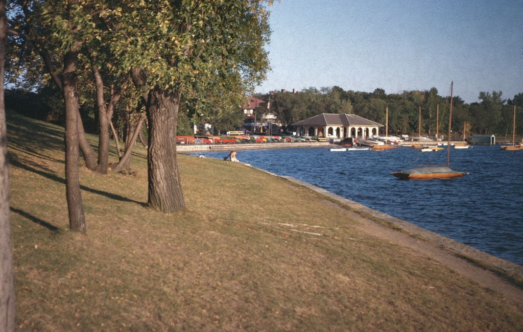 This is Minneapolis – Lake Calhoun