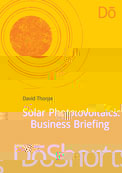 David Thorpe's Solar Photovoltaics Business Briefing by DōShorts