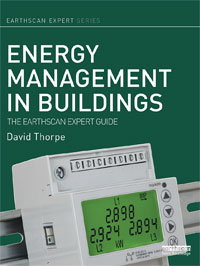 Energy Management in Buildings by David Thorpe - cover