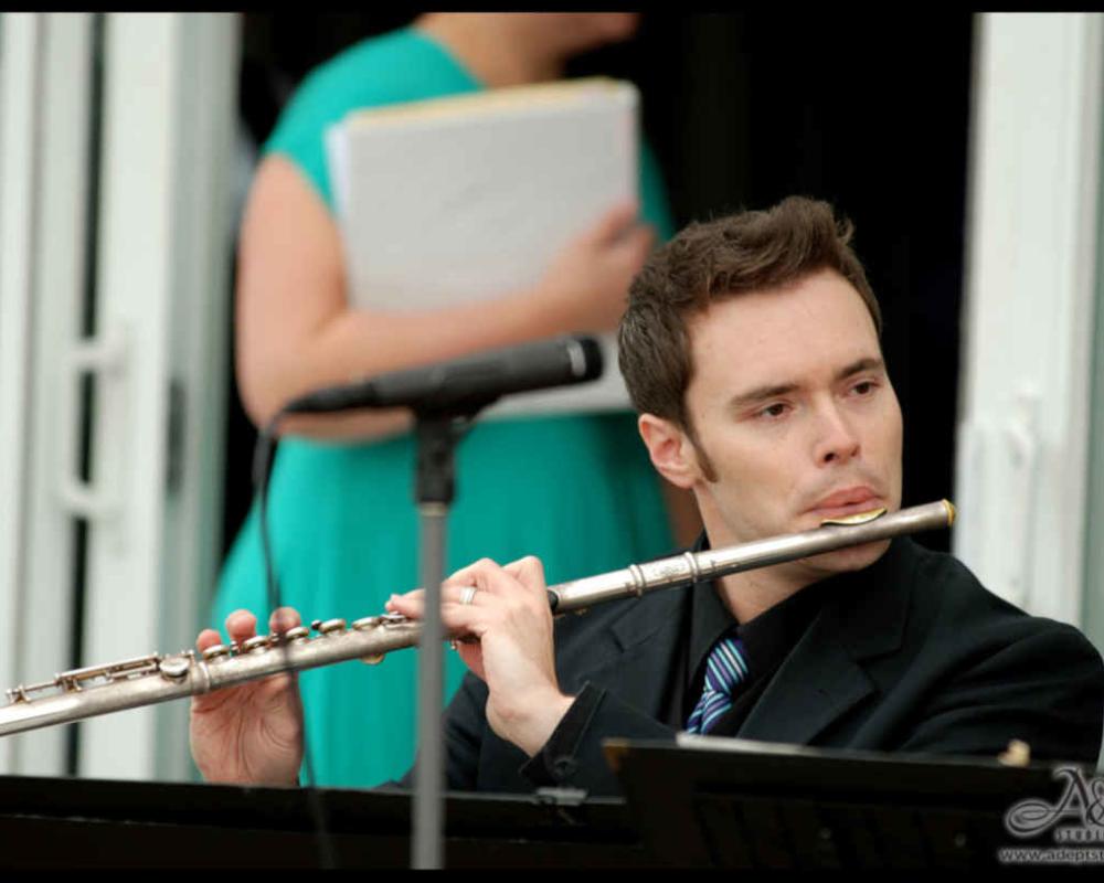 Flute and Strings Wedding Quartet