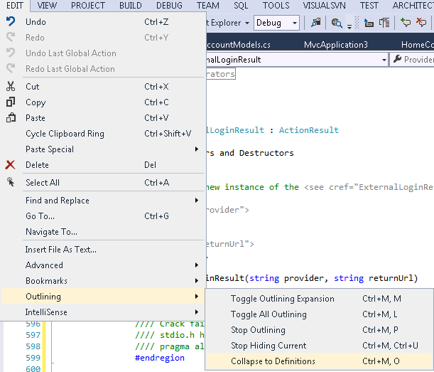 vs_outlining_menu