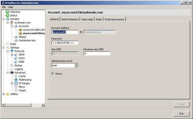 hMailServer – Best Open-Source Mail Server for Windows   David