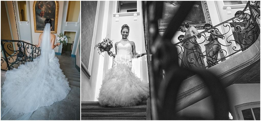 Destination Wedding photographer - French chateau