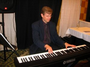 Pianist for weddings and private/corporate parties