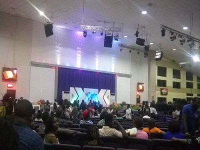 youth international convention SHILOH dominion discipline, wisdom, spirit