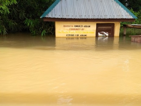 FLOOD IN ANAM