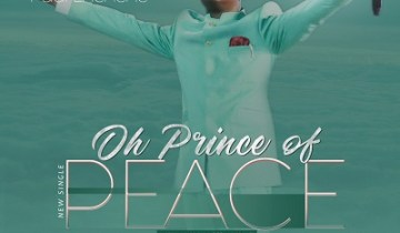 Prince of peace by DR Paul Enenche lyrics and MP3 (2019 song)