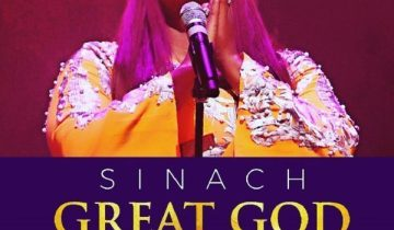 SINACH – GREAT GOD LYRICS AND MP3 (2019 song)