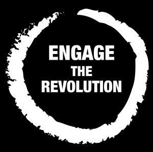 Engage the Revolution no click
