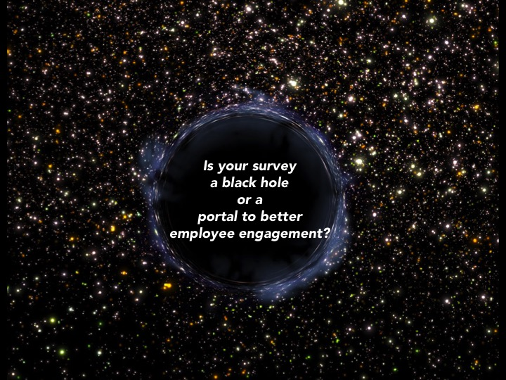 Employee Engagement Black Hole