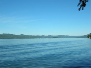 Lake George Vacation Rental The Point