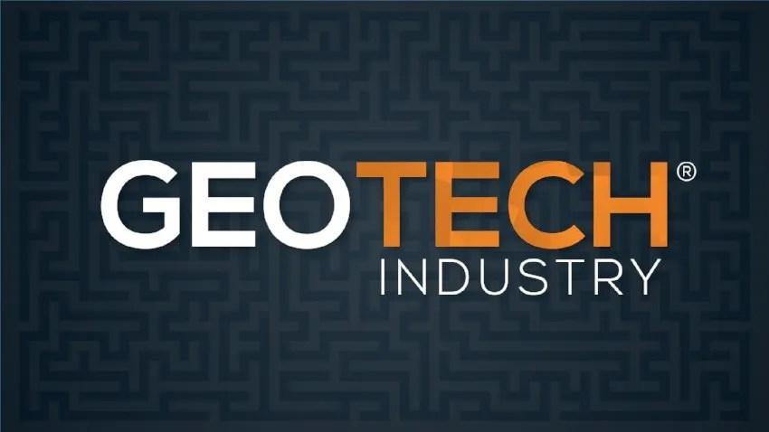 最終的GEOTECH標誌設計GIMP
