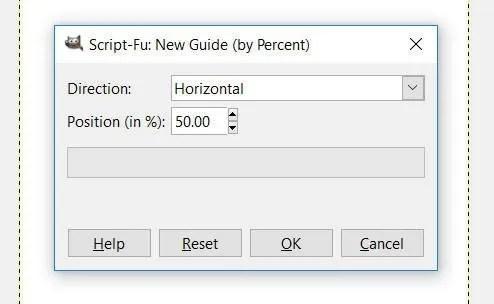 Új útmutató a GIMP 2.10.8 ablakban