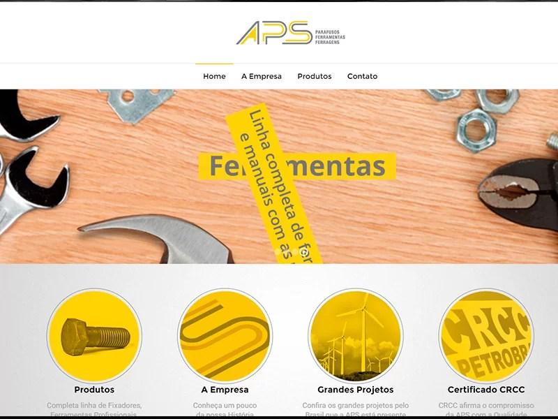 Institucional – APS Parafusos