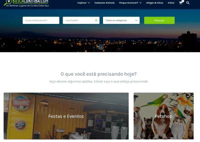 Portal – Busca Curitiba