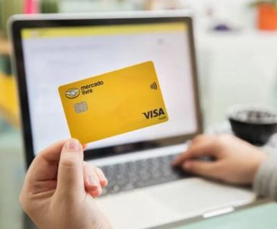 Mercado Livre lança cartão de crédito com NFC e sem anuidade