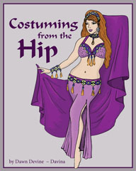 Costuming from the Hip Front Cover